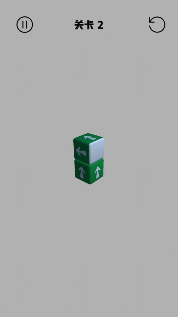方块旋转连萌截图