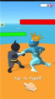 超级英雄换装截图