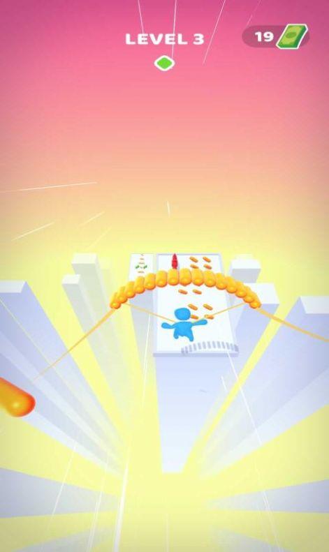 降落伞滑翔截图