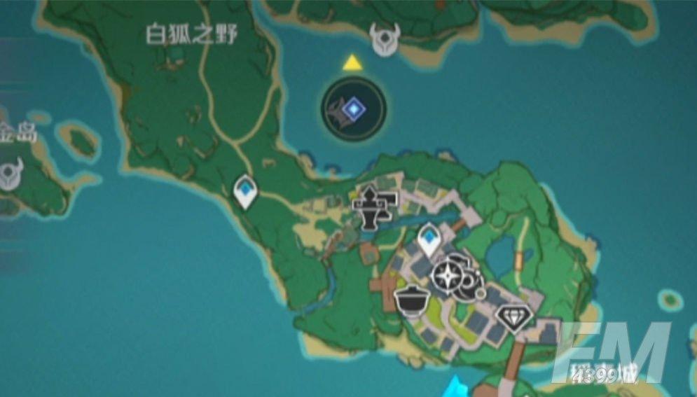 原神广海的守望任务攻略 2.0广海的守望任务流程图文一览图片3