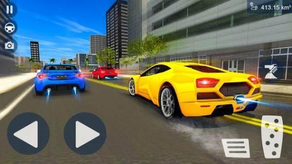 极限模拟器汽车驾驶截图