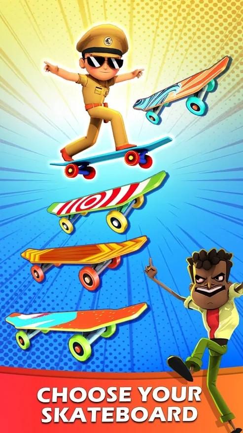 小辛汉超级滑冰运动员截图
