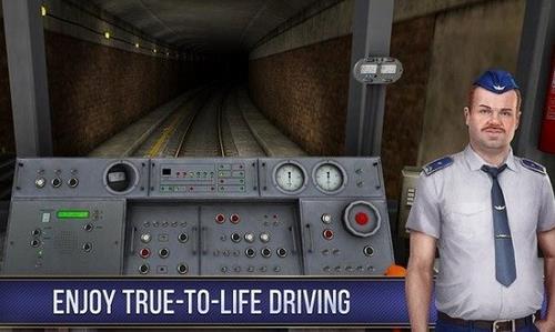 地铁驾驶员3d截图