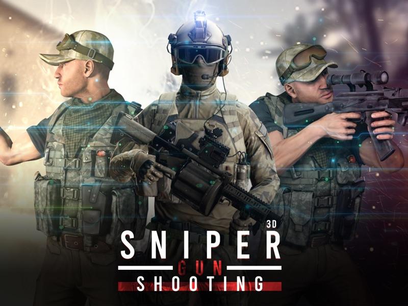 狙击枪竞技场射击截图