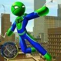 绿魔蜘蛛侠绳索英雄