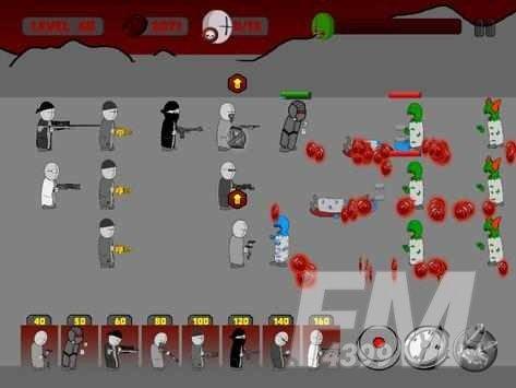 僵尸巴士生存战