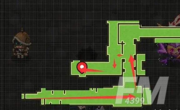 坎公骑冠剑10-4支线攻略大全:10-4支线任务隐藏关卡通关攻略[多图]图片3