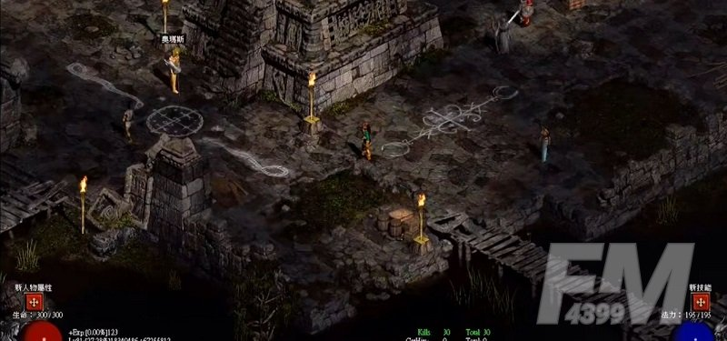 暗黑破坏神2重制版女巫怎么玩 暗黑破坏神2重制版女巫玩法讲解
