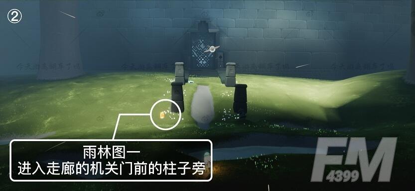 《光遇》8月27日季节蜡烛位置分布分享