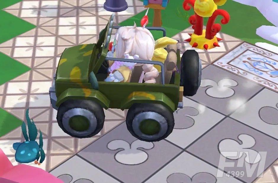 摩尔庄园吉普车怎么获得?魅力宝典吉普车获取方法[多图]图片2