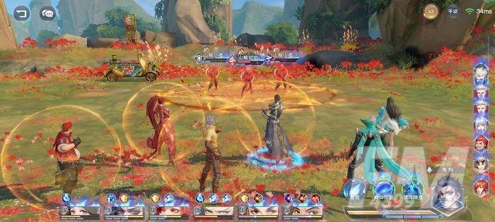 斗罗大陆魂师对决山贼姐姐怎么打 斗罗大陆魂师对决山贼姐姐打法攻略