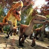 真实恐龙拼图