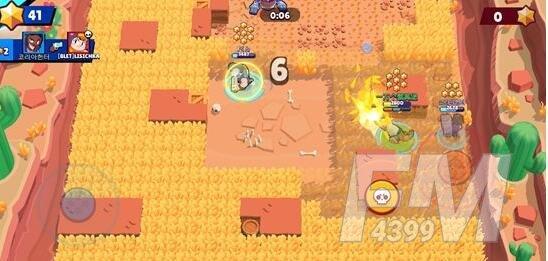 《荒野乱斗》赏金猎人玩法攻略