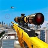 现代FPS狙击手射击3D