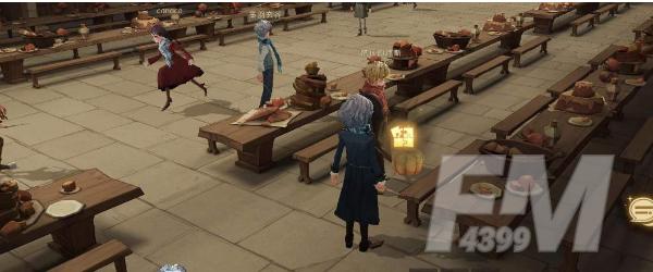 《哈利波特魔法觉醒》三强争霸赛线索在哪
