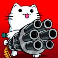 猫咪大战僵尸