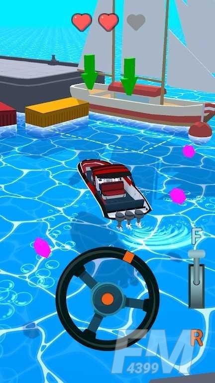 车船竞速赛