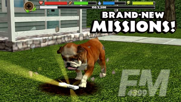 流浪狗模拟器