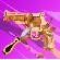 枪木车削3D