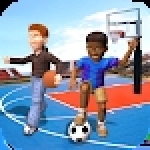 中学体育运动会