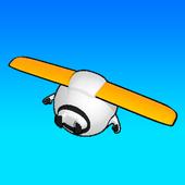 空中滑翔飞行