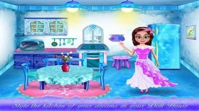 冰娃娃屋设计