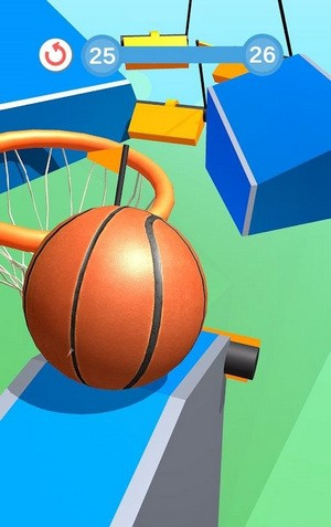 酷酷的篮球