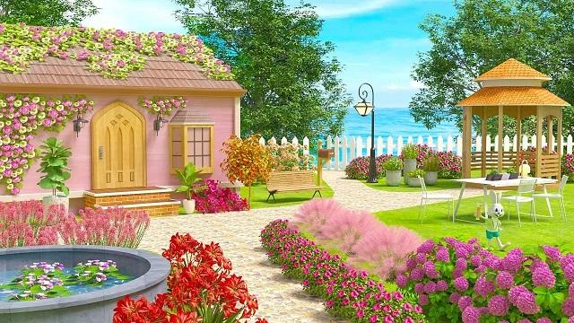 花园甜蜜设计