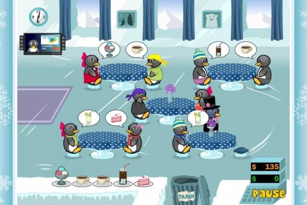 企鹅晚餐2