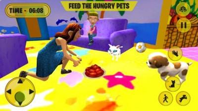 小狗小猫模拟器