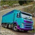 山地越野货运卡车